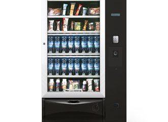 Distributeurs automatiques de boissons fraîches et snacking